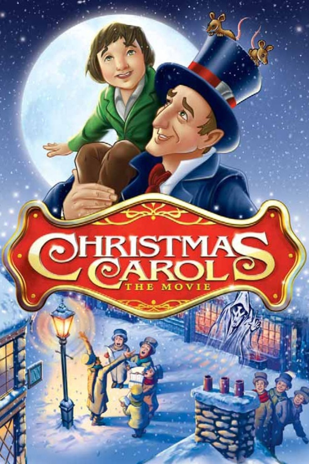 Christmas Carol: The Movie | Fandíme filmu
