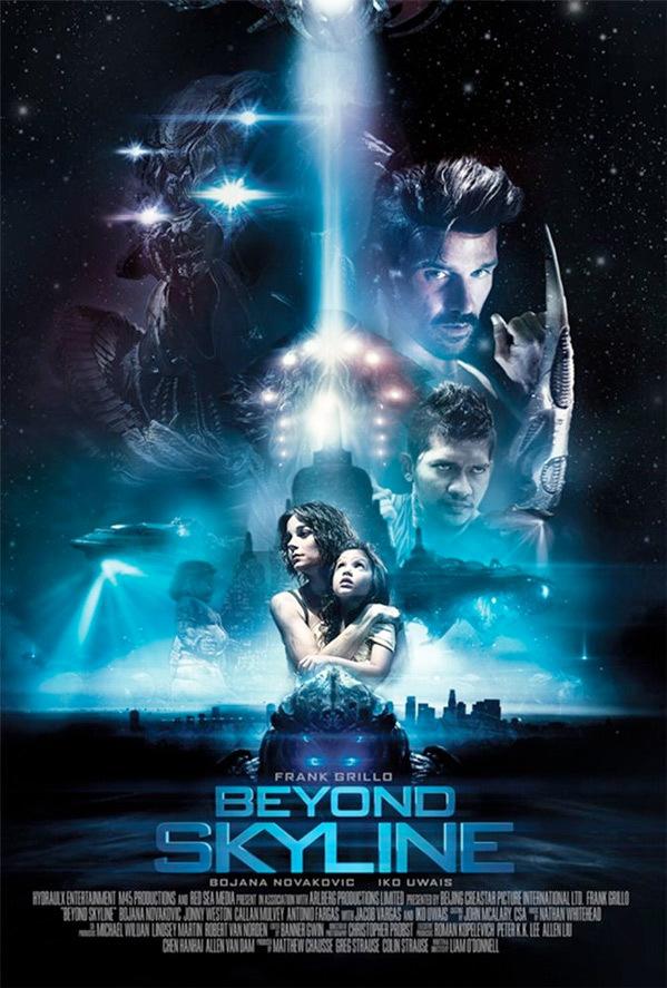 Beyond Skyline: Frank Grillo a Iko Uwais proti mimozemšťanům | Fandíme filmu