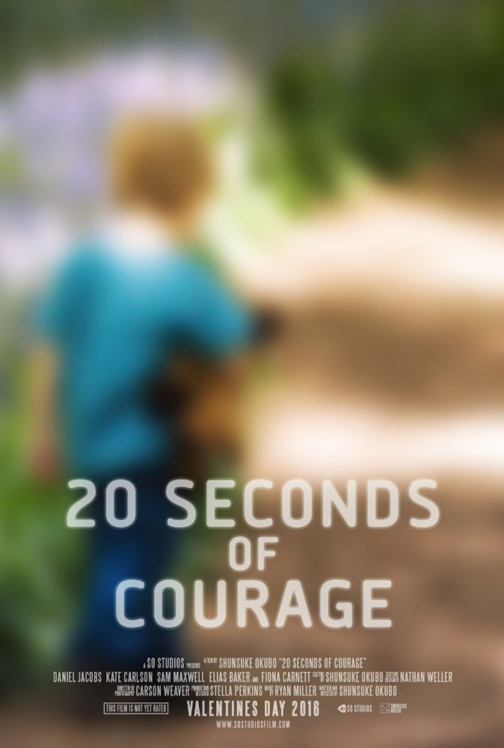 20 Seconds of Courage | Fandíme filmu