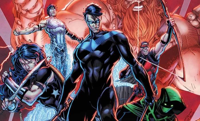 Titans: V seriálu se objeví další komiksové postavy | Fandíme seriálům