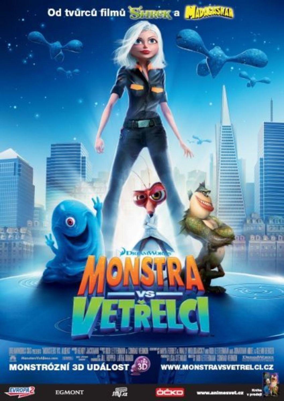 Monstra vs. Vetřelci | Fandíme filmu
