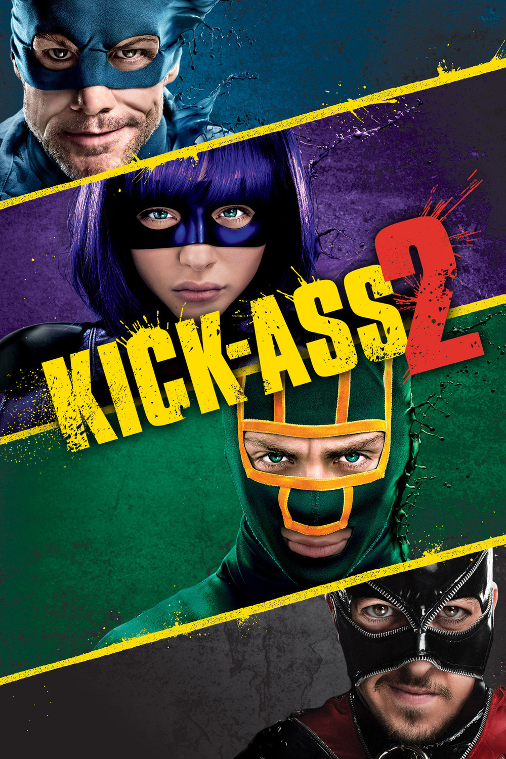 Kick-Ass 2 | Fandíme filmu