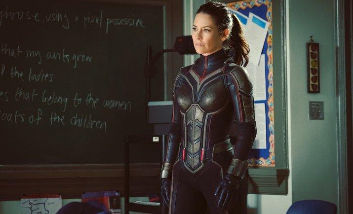 Ant-Man & The Wasp: Natáčení flashbacku a zápletka filmu   Fandíme filmu