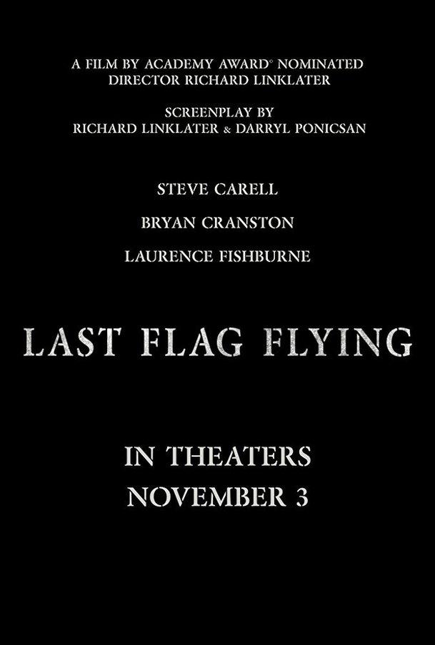 Last Flag Flying: Tři veteráni z USA nejsou ani zdaleka tak veselí   Fandíme filmu