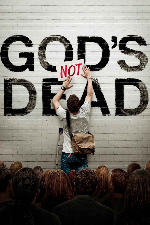 God's Not Dead   Fandíme filmu