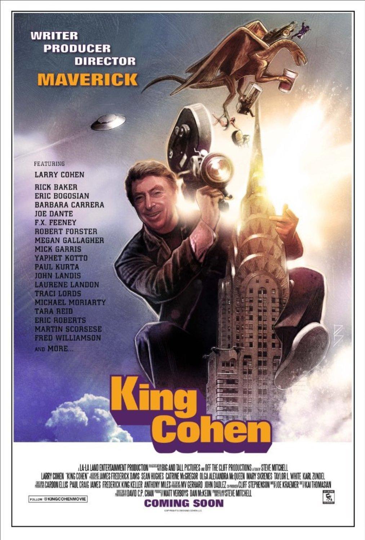 King Cohen: The Wild World of Filmmaker Larry Cohen | Fandíme filmu