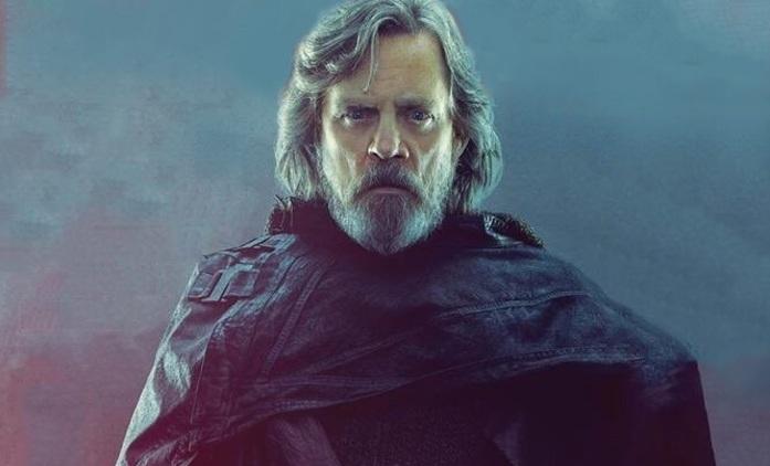 Star Wars: Poslední z Jediů: Mark Hamill si ve filmu nezahrál jen Luka Skywalkera | Fandíme filmu
