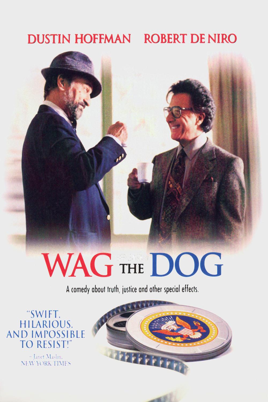 Vrtěti psem | Fandíme filmu