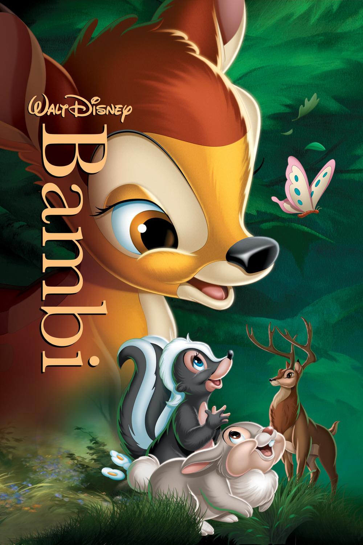 Bambi | Fandíme filmu