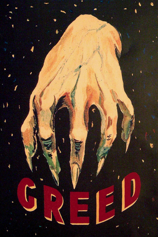 Greed   Fandíme filmu