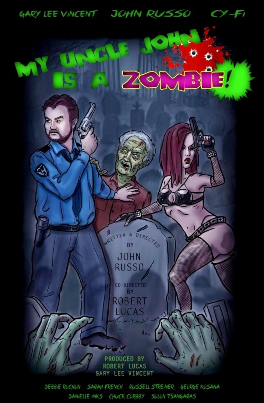 My Uncle John Is a Zombie! | Fandíme filmu