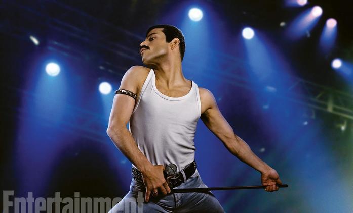 Bohemian Rhapsody: Rami Malek coby Freddie Mercury na první fotce | Fandíme filmu