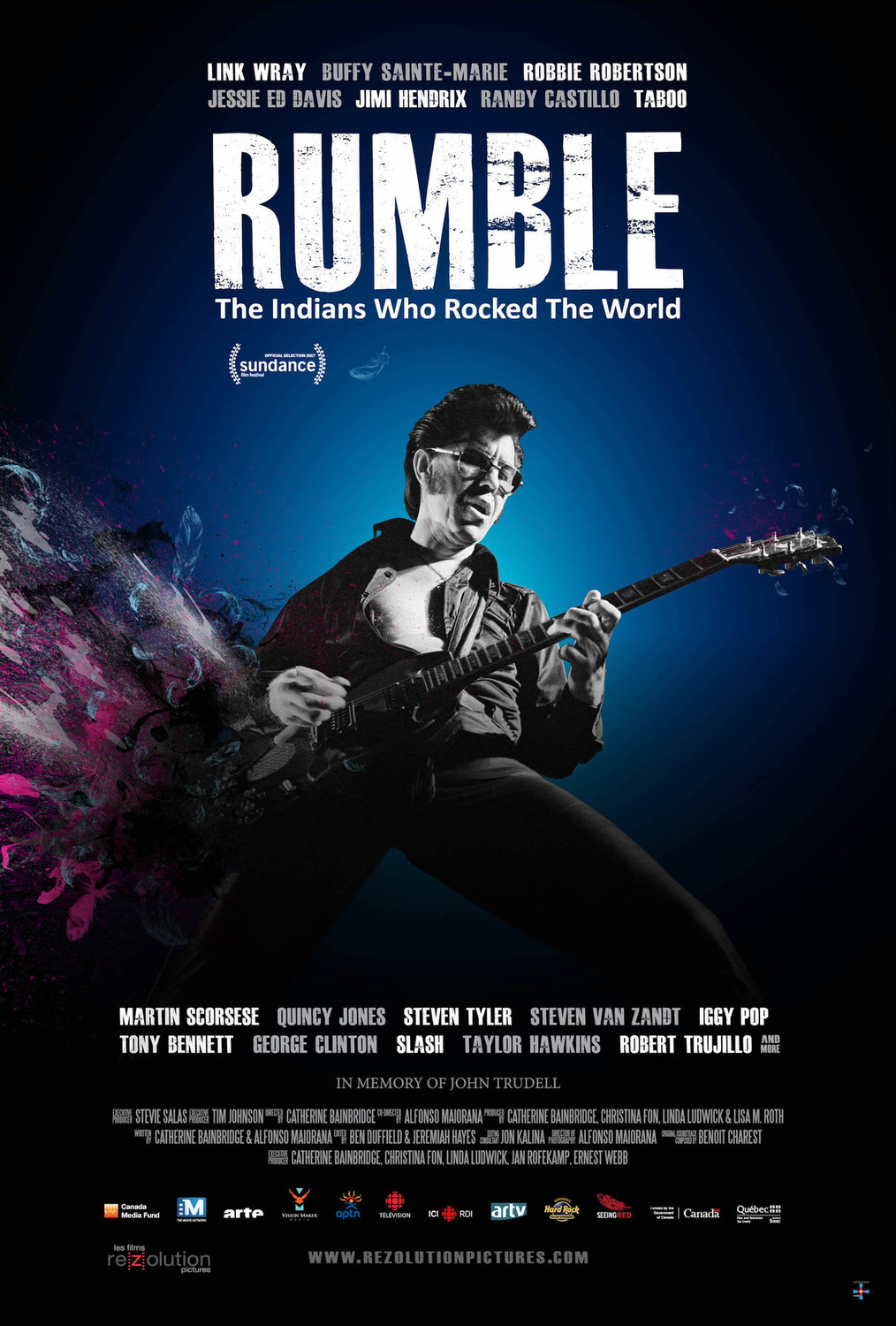 Rumble: The Indians Who Rocked the World | Fandíme filmu