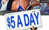 $5 a Day | Fandíme filmu