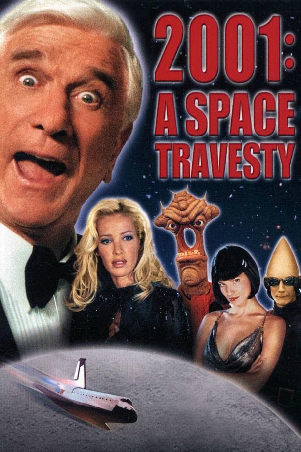 2001: Vesmírná prda   Fandíme filmu
