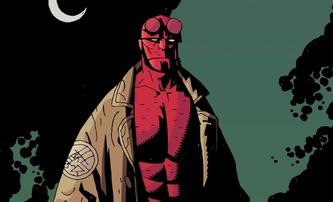 Hellboy: První dvě fotky titulního hrdiny v celé jeho kráse | Fandíme filmu