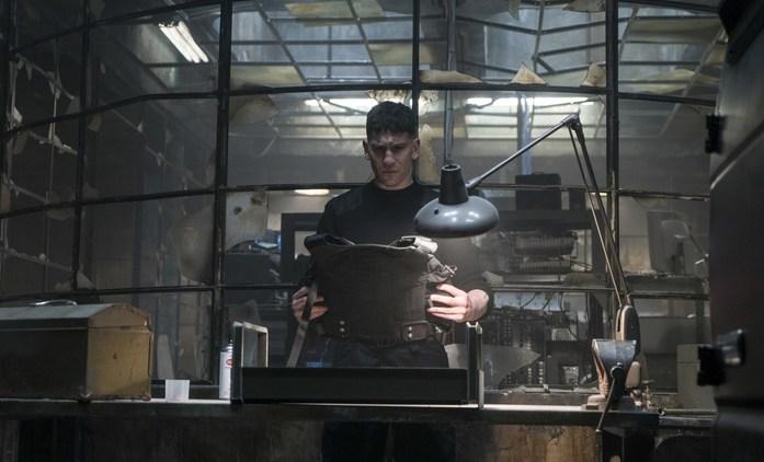 The Punisher: Nový plakát a várka obrázků   Fandíme seriálům
