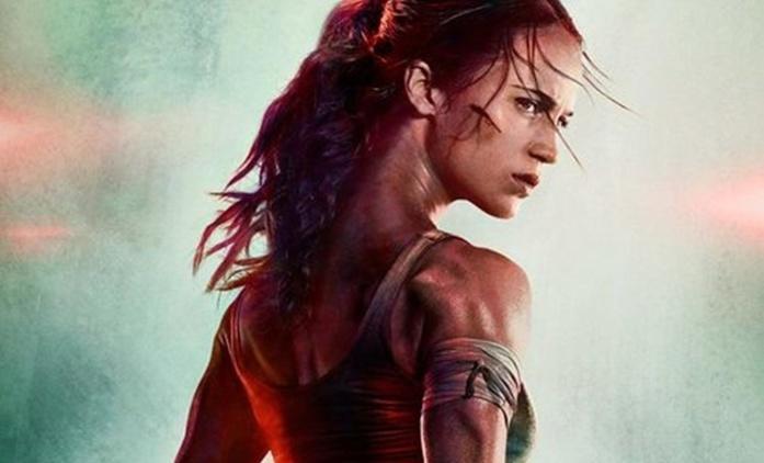 Tomb Raider: Nový trailer ještě dnes, zatím ochutnávka   Fandíme filmu