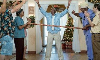 "Just Getting Started: Freeman a Jones soupeří o ""domov důchodců"" | Fandíme filmu"