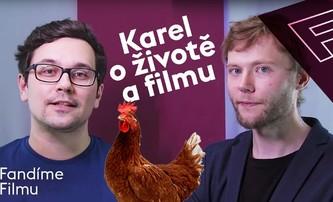"Rozhovor: Karel ""Skejpr"" Ondrka o filmu, životě a vůbec   Fandíme filmu"