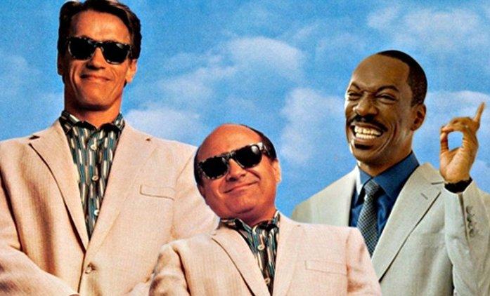Trojčata: Příští Arnoldův film po Terminátorovi 6   Fandíme filmu