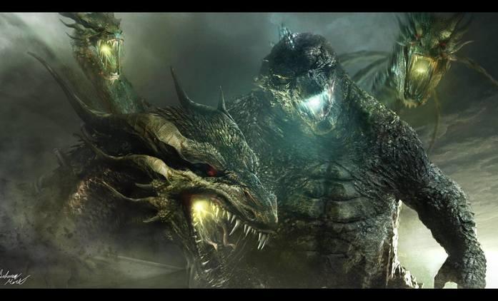 Godzilla 2: Natáčení skončilo, masivní postprodukce začala | Fandíme filmu