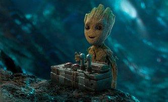 Strážci Galaxie: Baby Groot je syn původního Groota | Fandíme filmu