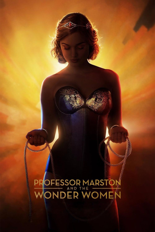 Professor Marston & the Wonder Women   Fandíme filmu