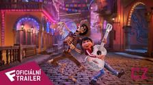 Coco - Oficiální Trailer #2 (CZ - dabing) | Fandíme filmu