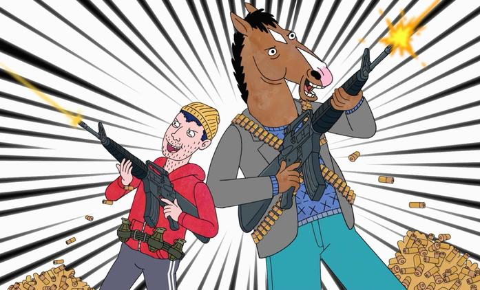 BoJack Horseman: Seriál se rozhodl ukončit Netflix, ne tvůrce   Fandíme seriálům