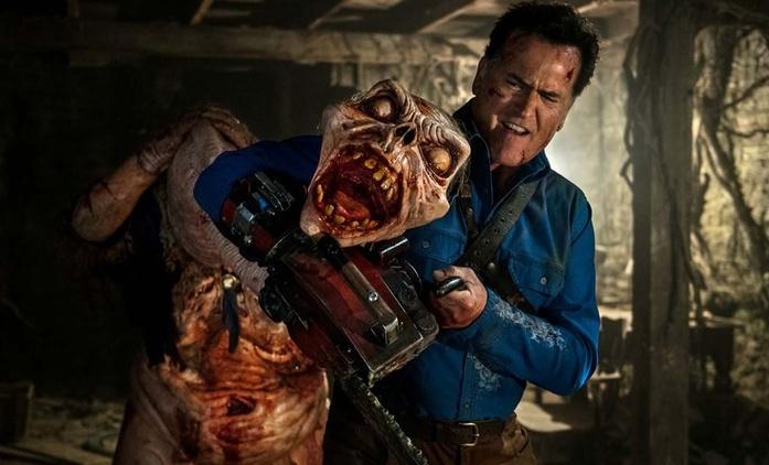 Evil Dead: Sam Raimi chce pokračovat. S Ashem nebo bez něj | Fandíme filmu