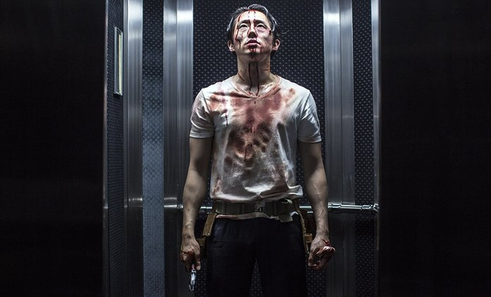 Mayhem: Steven Yeun se vrací k hororovému vraždění   Fandíme filmu