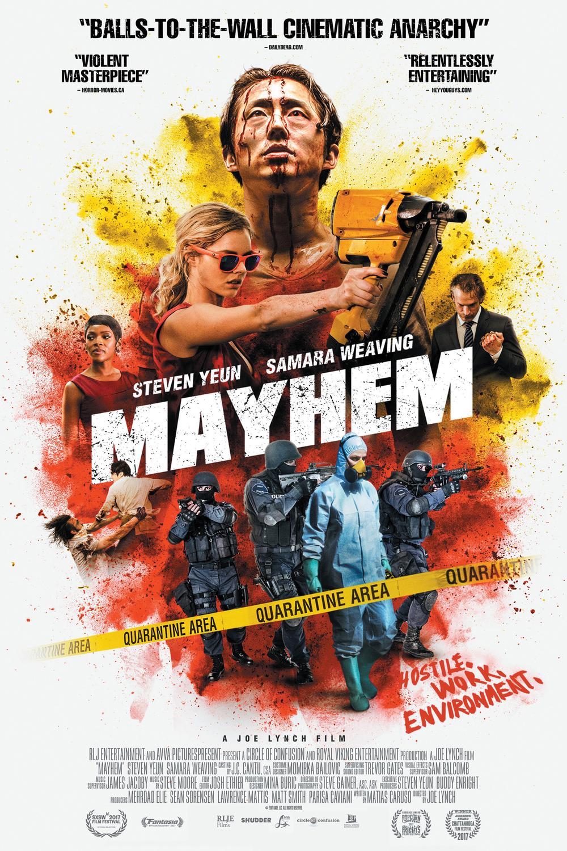 Mayhem | Fandíme filmu
