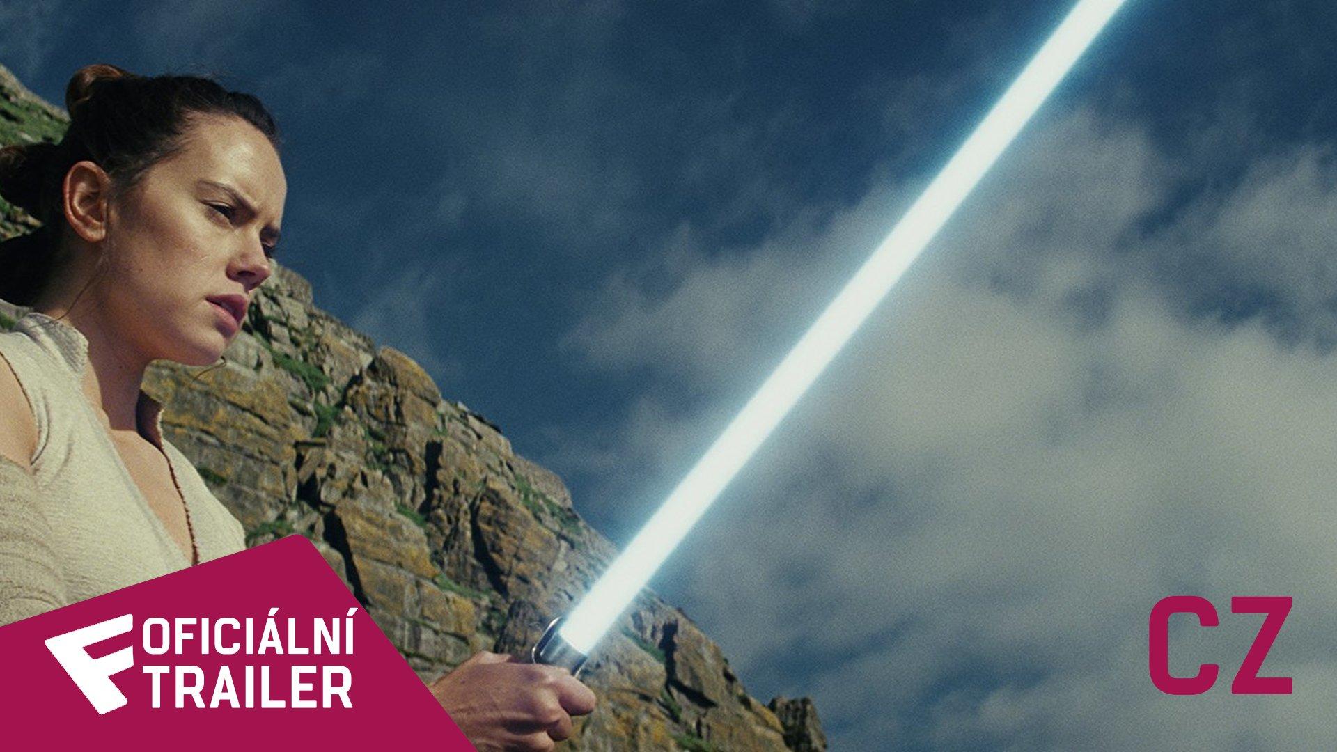 Star Wars: The Last Jedi - Oficiální Trailer (CZ - dabing) | Fandíme filmu