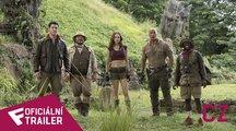 Jumanji: Vítejte v džungli! - Oficiální Trailer #2 (CZ - dabing) | Fandíme filmu