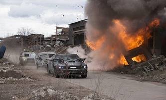 Death Race: Beyond Anarchy - Trailer na další rallye smrti je tady   Fandíme filmu