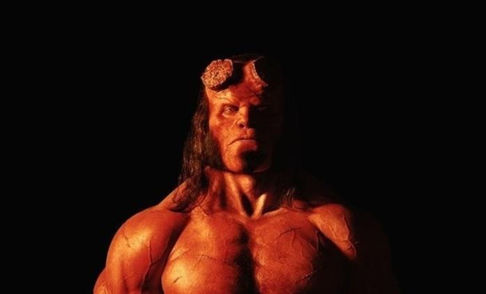 Hellboy: První plakát je sakra ďábelský | Fandíme filmu