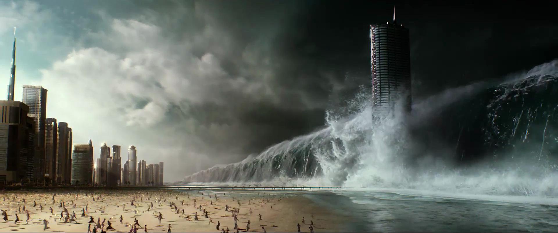 Box Office: Geostorm: Globální propadák