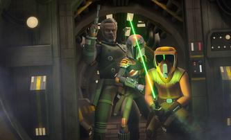 Star Wars Povstalci: Saw Gerrera v dalších epizodách vrací úder | Fandíme seriálům