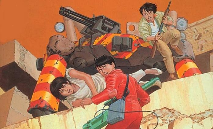 Akira nebude remake anime filmu, zaměří se na původní mangu   Fandíme filmu