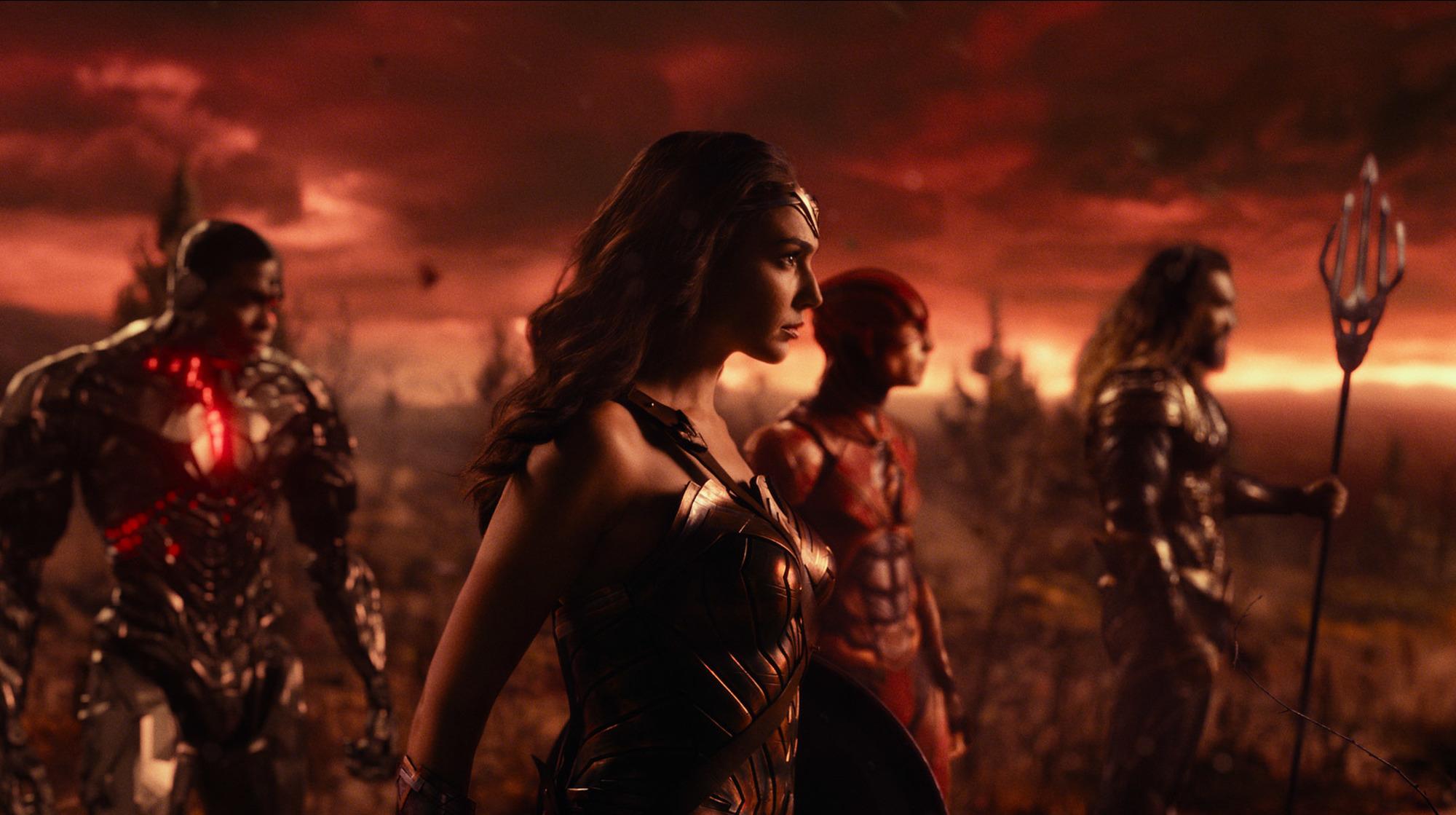 Justice League: Další vystřižené scény se Supermanem   Fandíme filmu