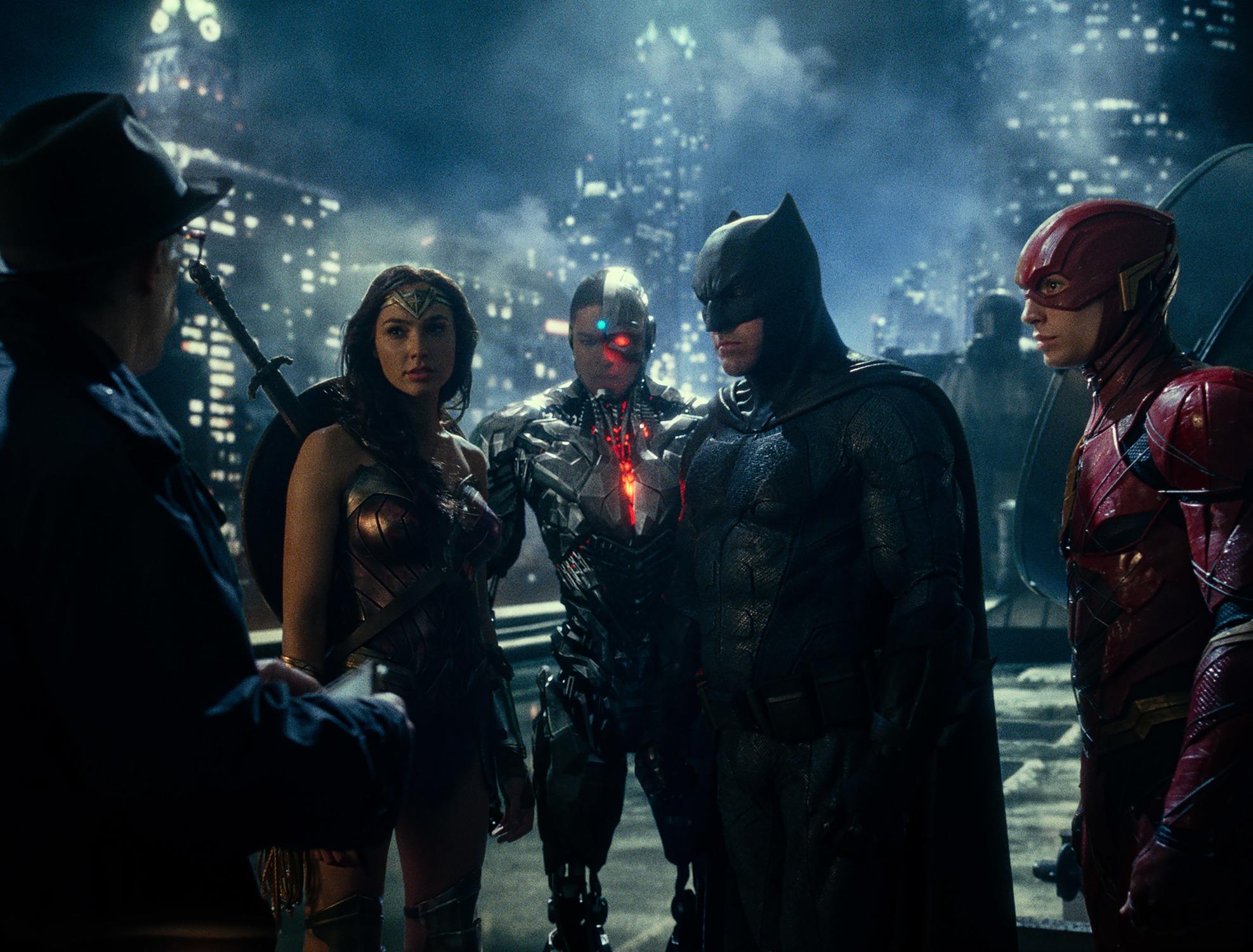 Justice League: Známe Snyderův cliffhanger? | Fandíme filmu