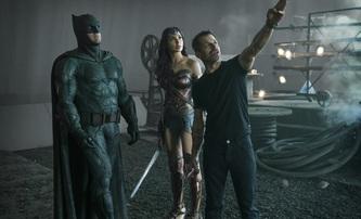 Justice League: Rozpočet, požadavky studia a výměna režiséra   Fandíme filmu