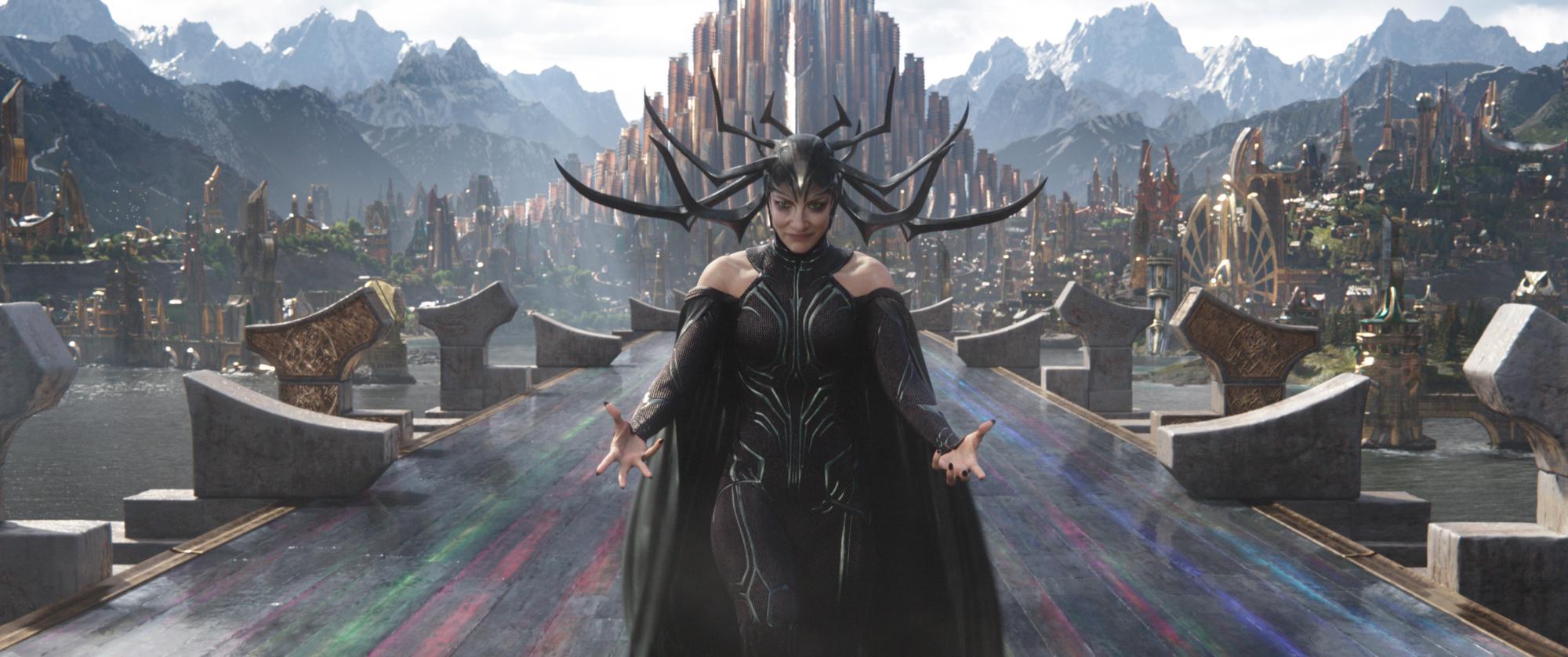 Box Office: Listopad patří holkám z Thora i odjinud | Fandíme filmu