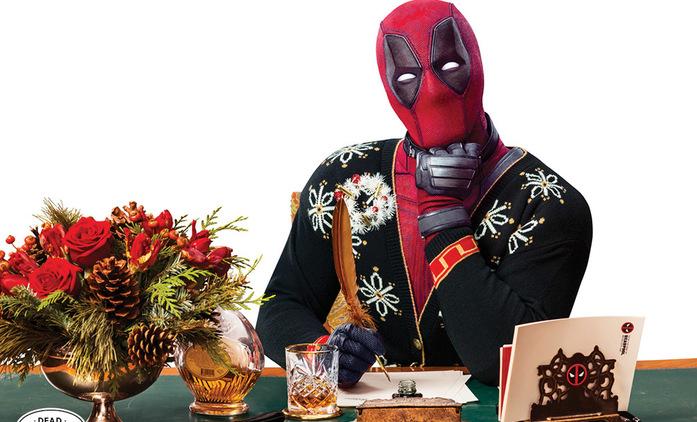 Deadpool 2 pokračuje ve svátečních taškařicích   Fandíme filmu