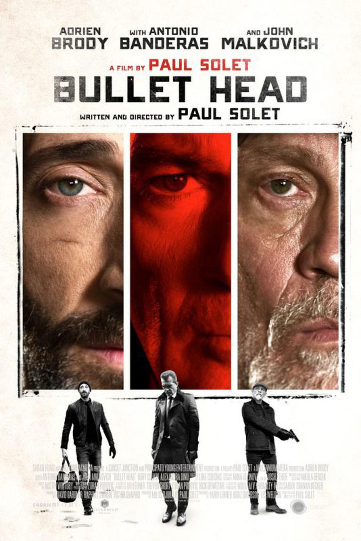 Bullet Head   Fandíme filmu