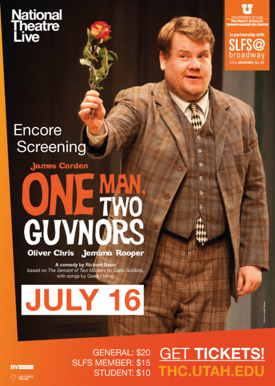 National Theatre Live: One Man, Two Guvnors | Fandíme filmu