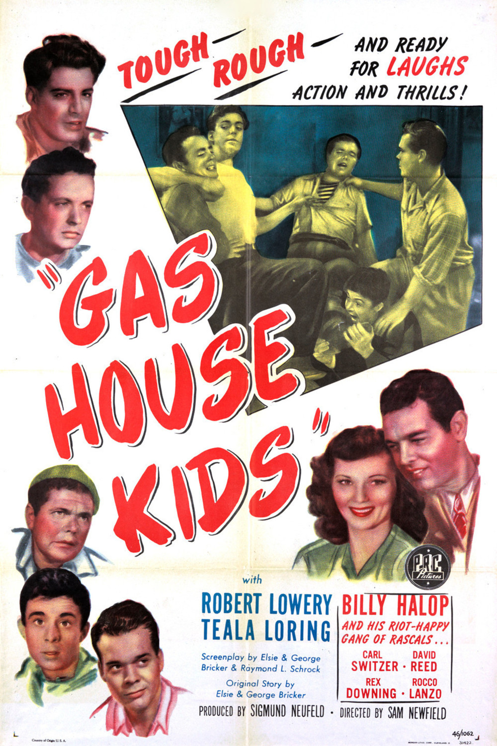 Gas House Kids | Fandíme filmu