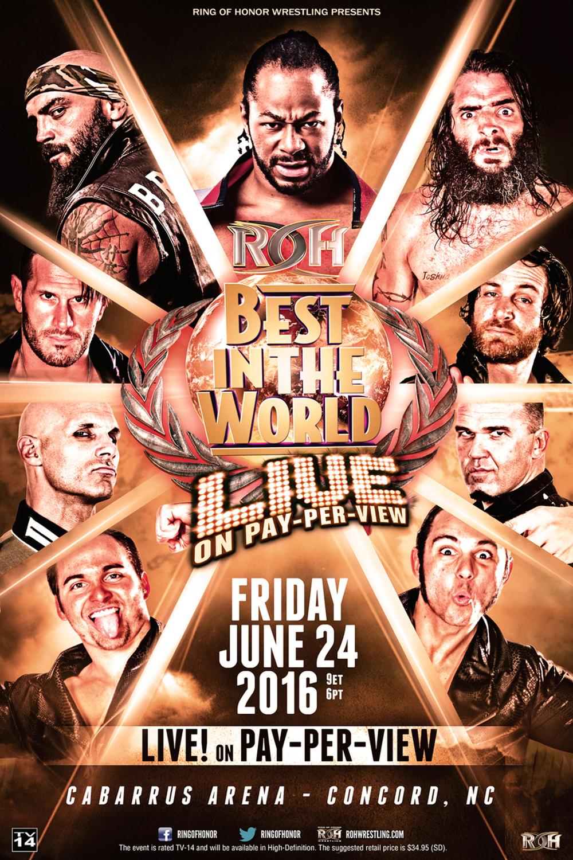 ROH: Best in the World 2016 | Fandíme filmu