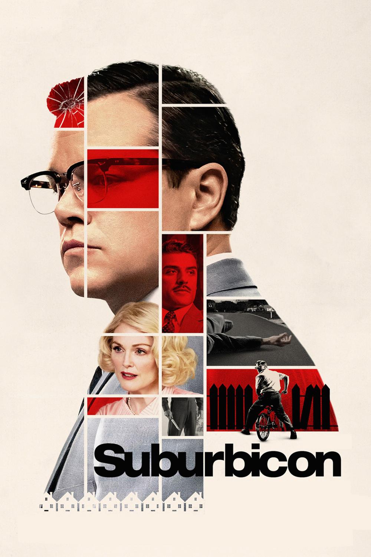 Suburbicon   Fandíme filmu
